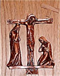 Catholic Stations of the Cross: 12