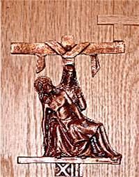 Catholic Stations of the Cross: 13