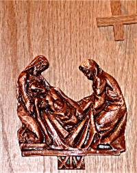 Catholic Stations of the Cross: 14