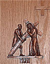Catholic Stations of the Cross: 2
