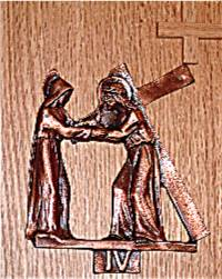 Catholic Stations of the Cross: 4
